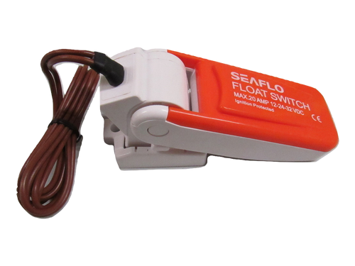 Auto Float Switch - 12V 24V 32V On Off Automatic Bilge Pump Control Level Water Sea Boat